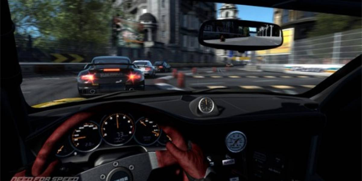 Need for Speed SHIFT para septiembre