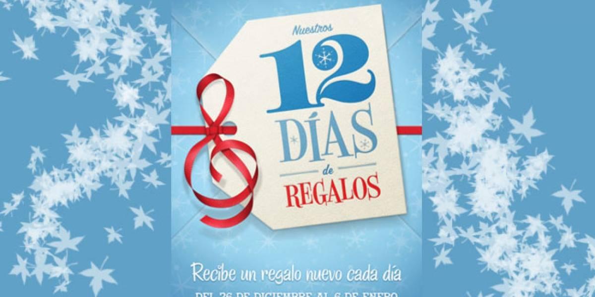 España: Apple lanza la aplicación móvil de su campaña de Navidad '12 días de regalos'