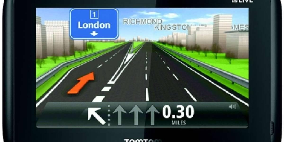 TomTom pide disculpas por entregar datos de conductores a la policía holandesa