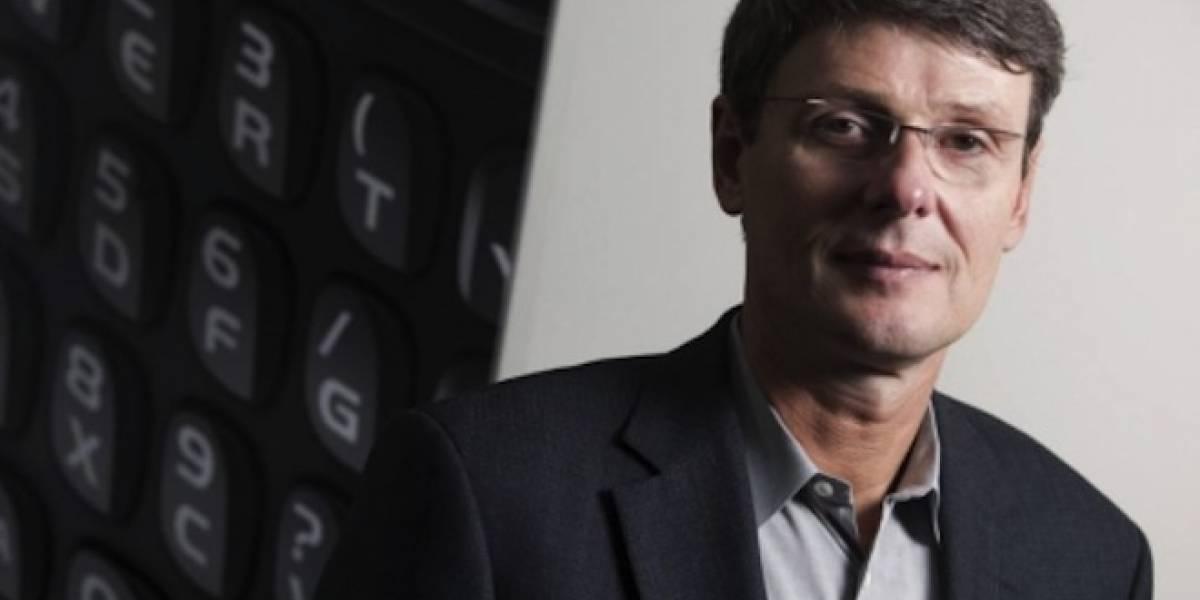 """Thorsten Heins, nuevo CEO de RIM: """"No creo que sea necesario un cambio drástico"""""""