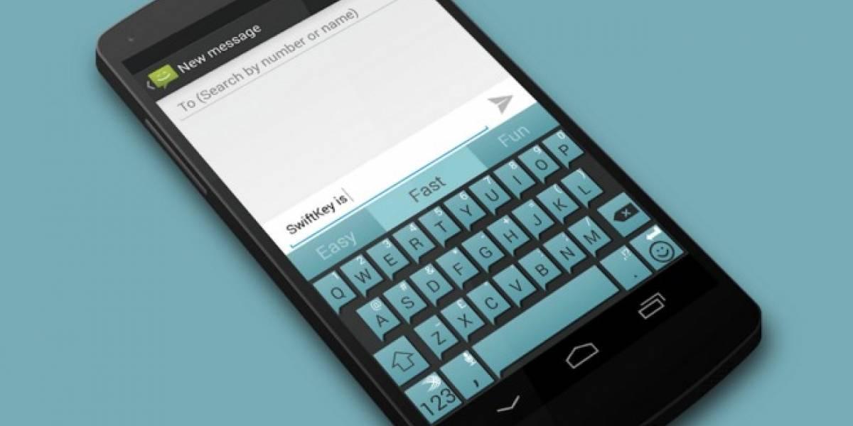 Chrome para iOS ya no permite el uso de teclados virtuales de terceros
