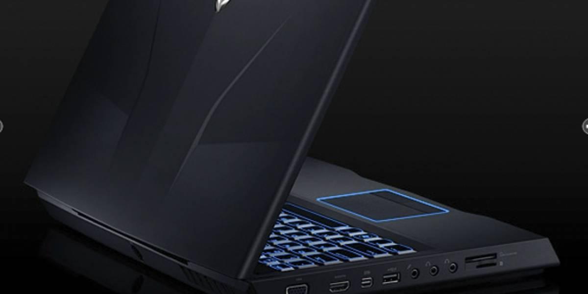 Dell actualiza los Alienware M14x, M17x y M18x con mejores gráficos