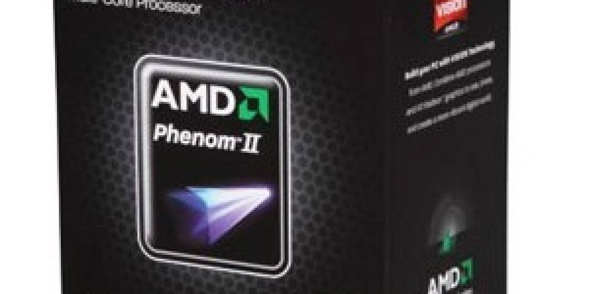 AMD Phenom II X4 980 Black Edition lanzado
