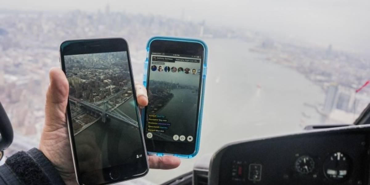 Telescope permite ver las emisiones de Periscope en Windows Phone