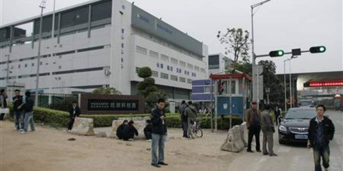 Foxconn reabre su planta de Chengdu