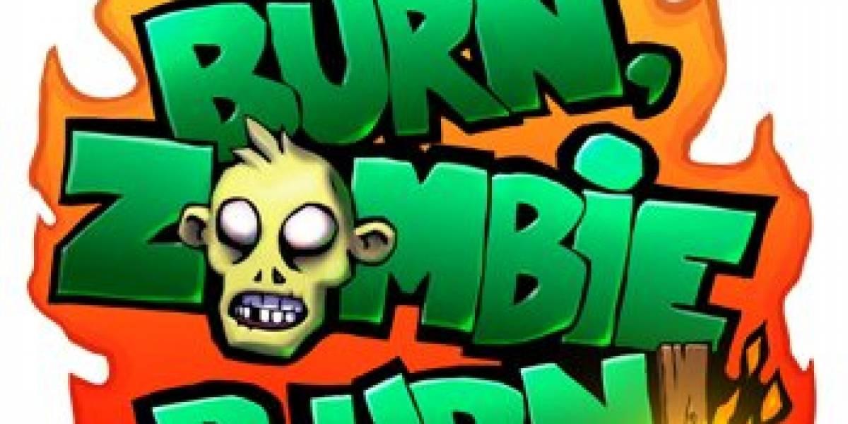 Burn Zombie Burn! llegará al PS3 con acción y muchos zombies