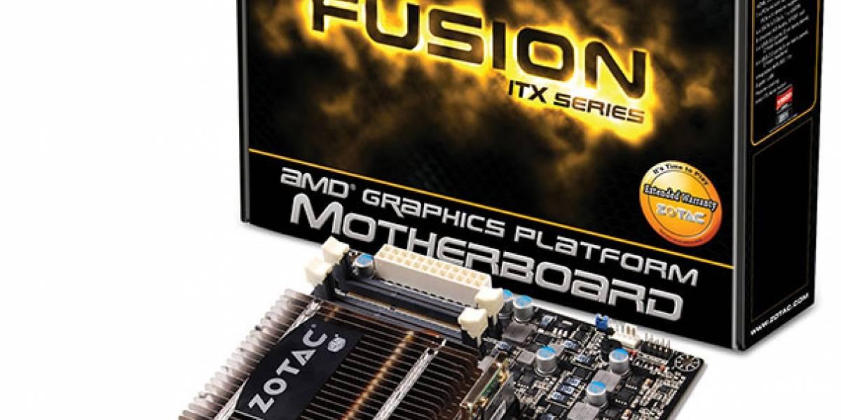 Zotac Lanza Motherboard Fusion-ITX WiFi A-series