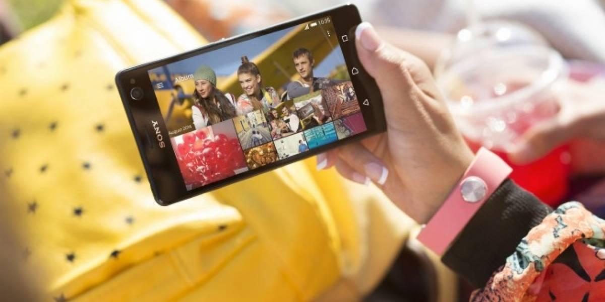 Sony anuncia su nuevo Xperia C4