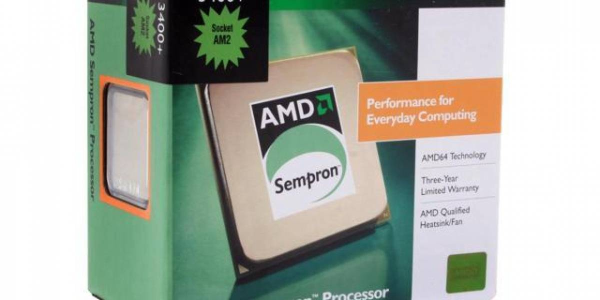 Caja de AMD: Nuevo diseño