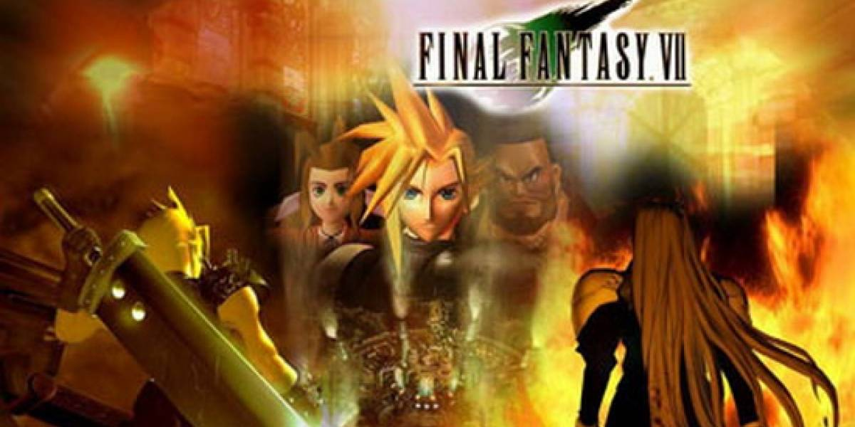 Square Soft no descarta proyectos con Final Fantasy VII