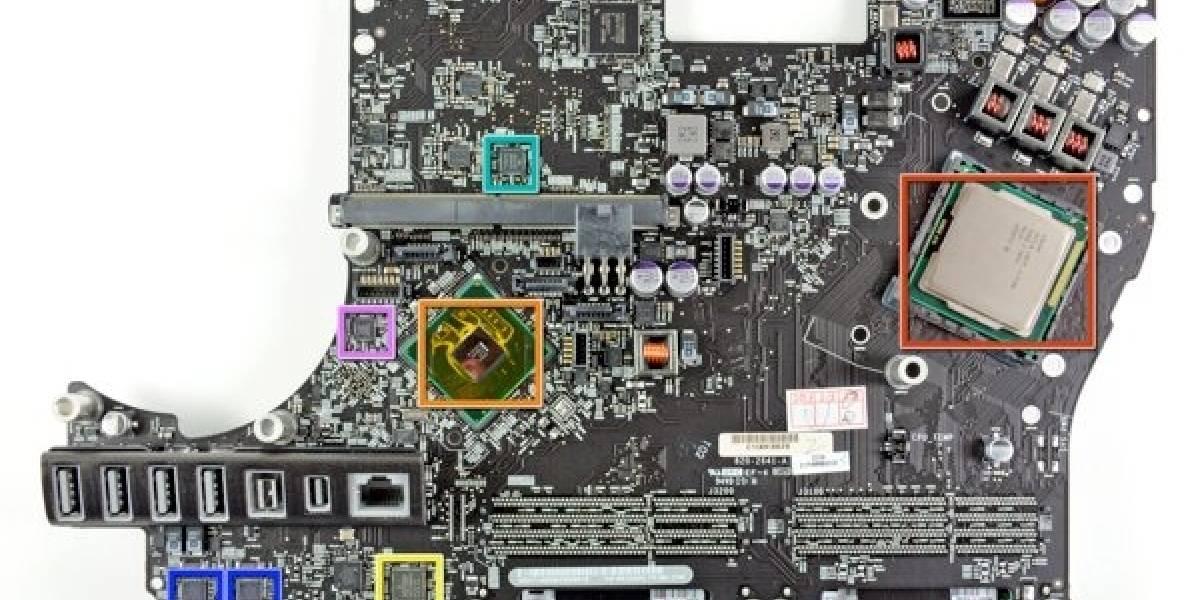 Nuevos iMac de Apple tienen Z68 camuflado