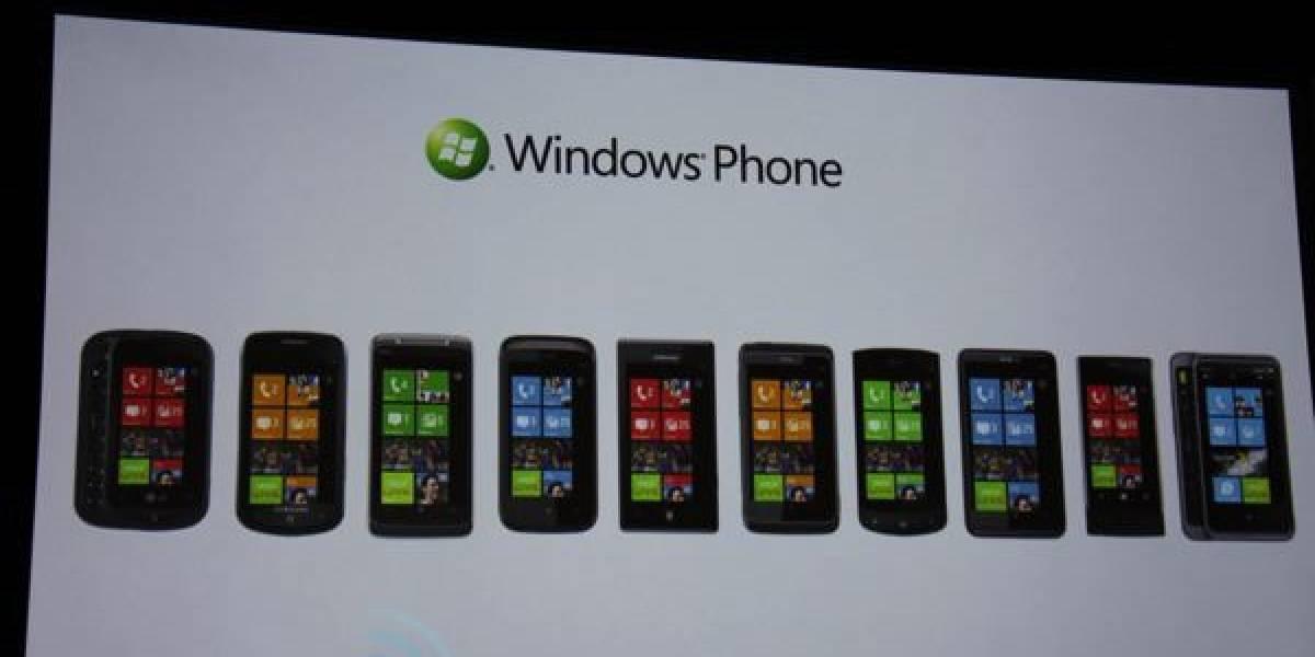 Móviles con WP7.1 tendrán procesador Qualcomm Snapdragon