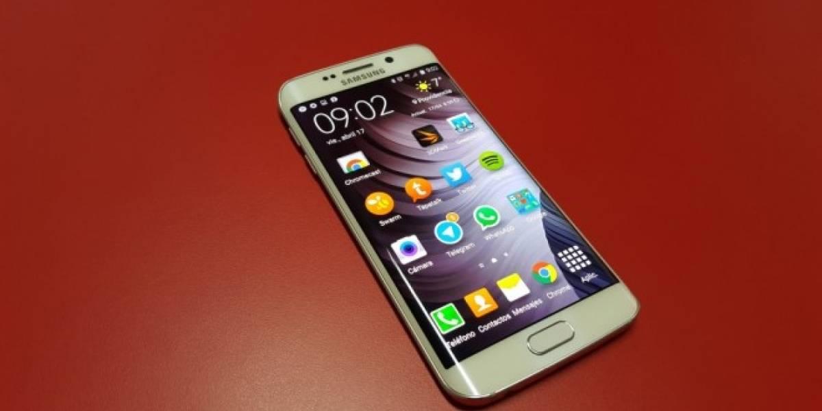 Android 5.1.1 Lollipop se deja ver en el Samsung Galaxy S6 y S6 Edge