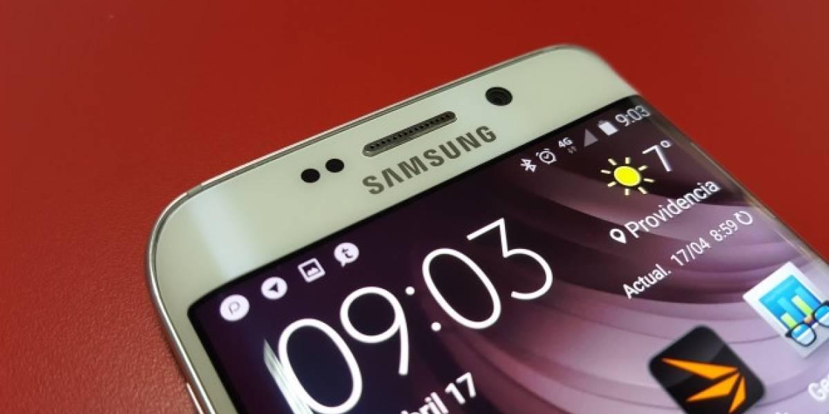 Interfaz original de Android Lollipop llegará al Samsung Galaxy S6