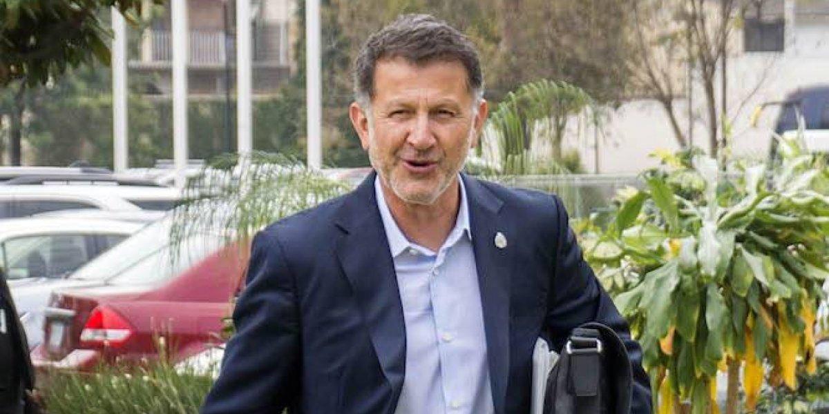 Osorio celebra que Layún llegue al Sevilla