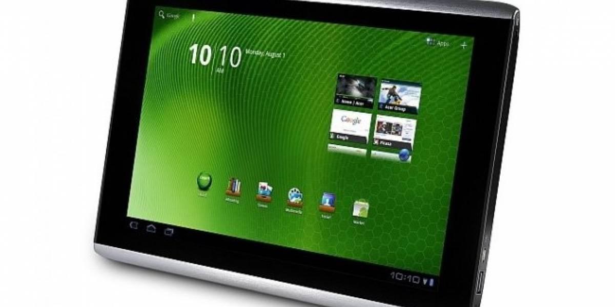 Packard Bell confirma que traerá el Liberty Tab A500 a Chile