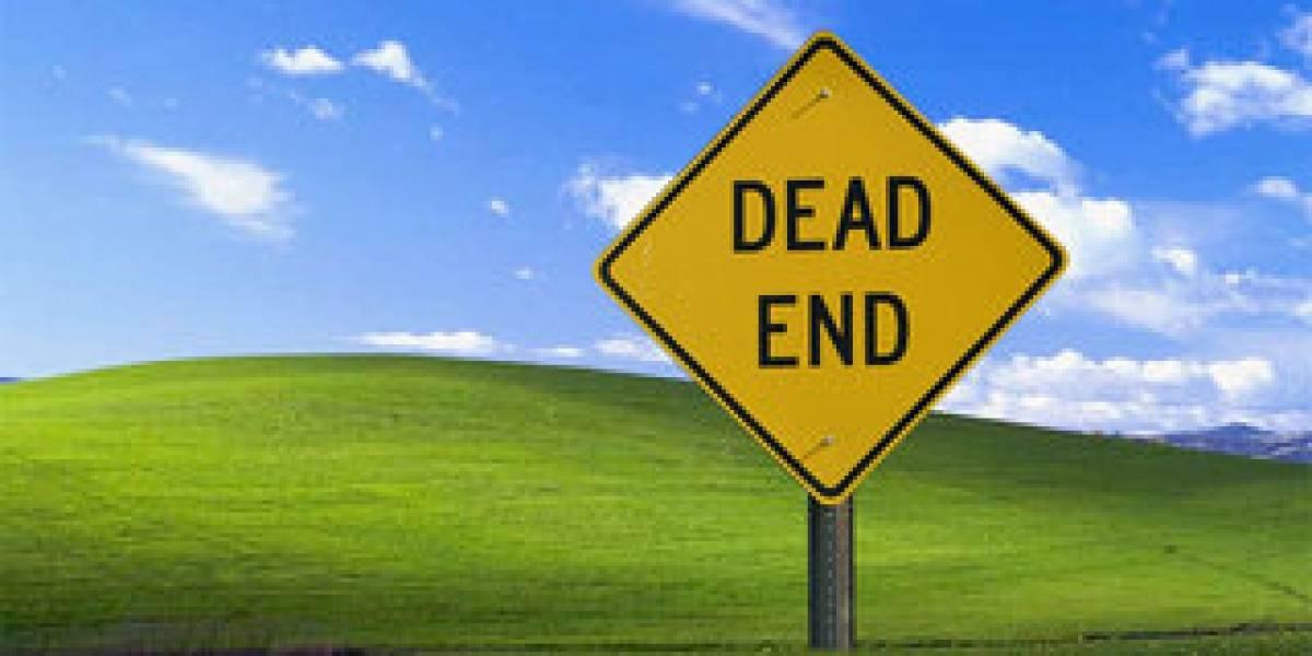 iCloud de Apple no funcionará en Windows XP