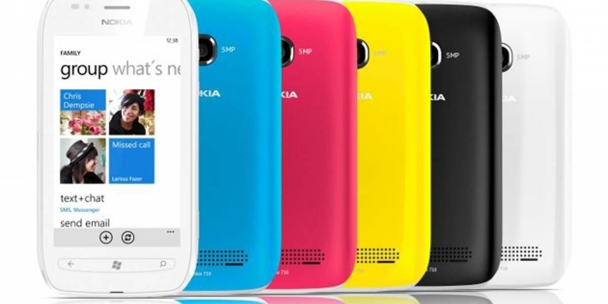 Vodafone ya comercializa el Nokia Lumia 710 en España