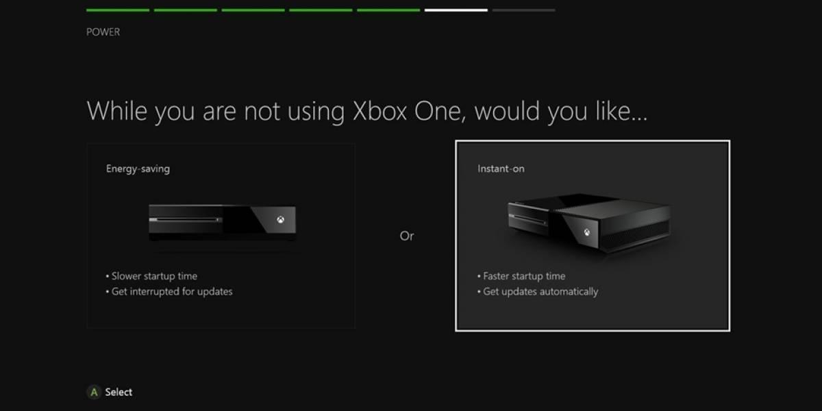 Grupo ambientalista descontento con el modo de ahorro de energía de Xbox One