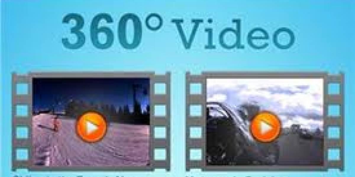 La aplicación 360º promete experiencias inmersivas