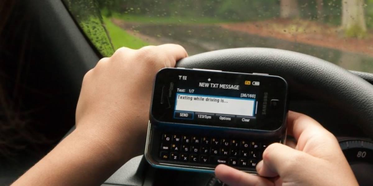 Apple patenta método para impedirte que envíes mensajes de texto mientras conduces