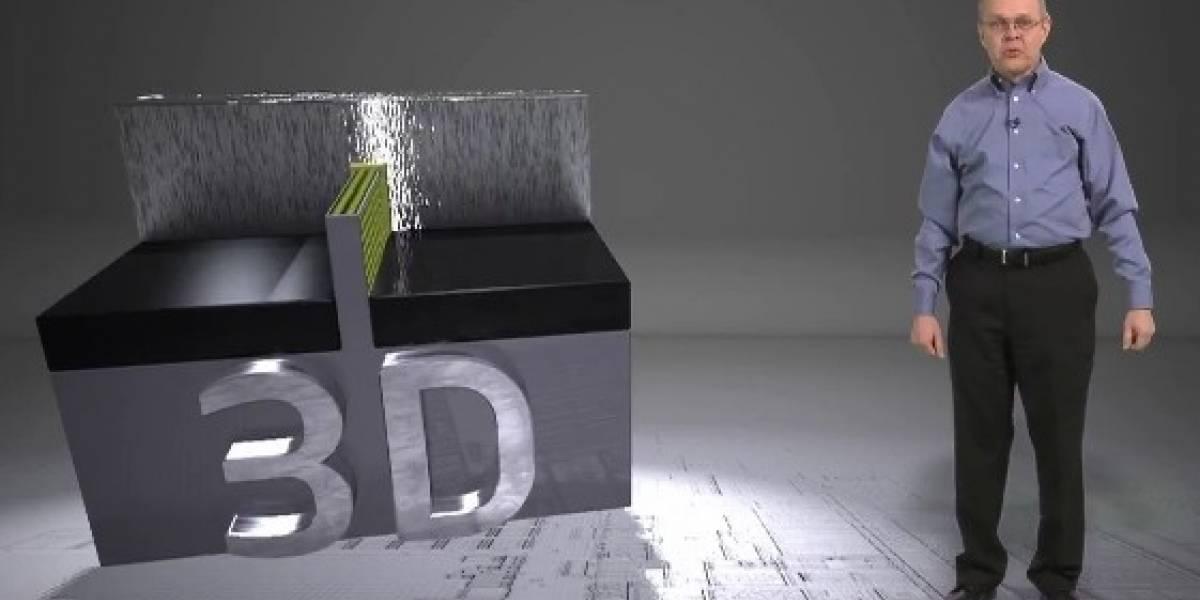 CPU Intel Atom con transistores 3D llegará el año 2013
