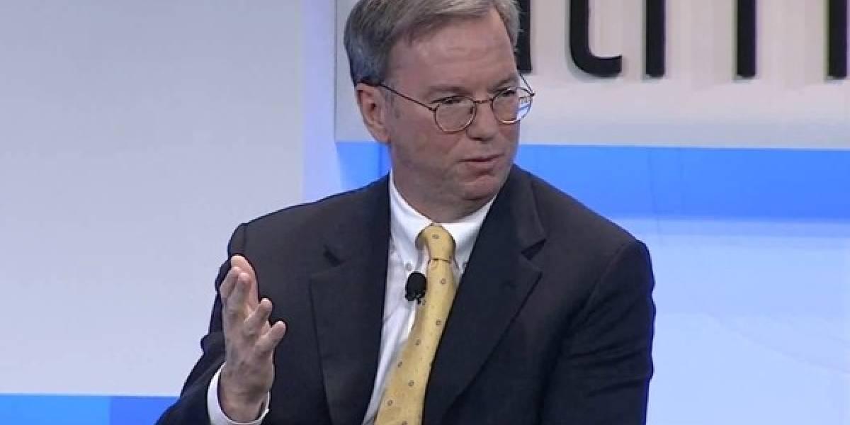 """Eric Schmidt: """"Lanzaremos un tablet de altísima calidad en seis meses"""""""