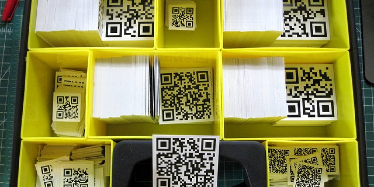 Más de 20 millones de estadounidenses por mes escanean un código QR desde sus móviles