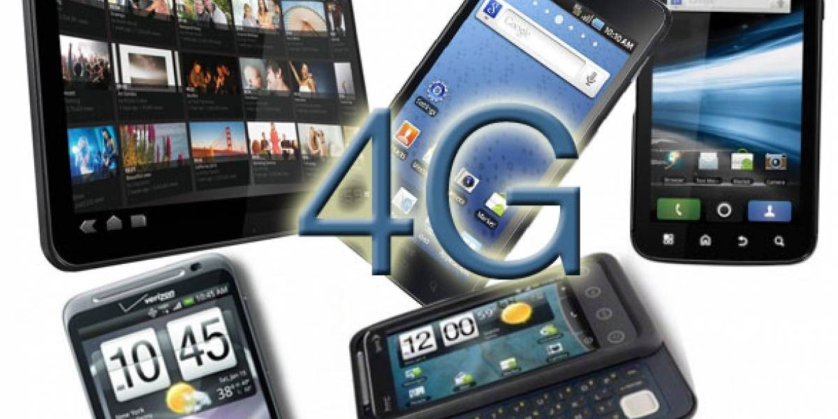 CES 2011: Invasión del 4G