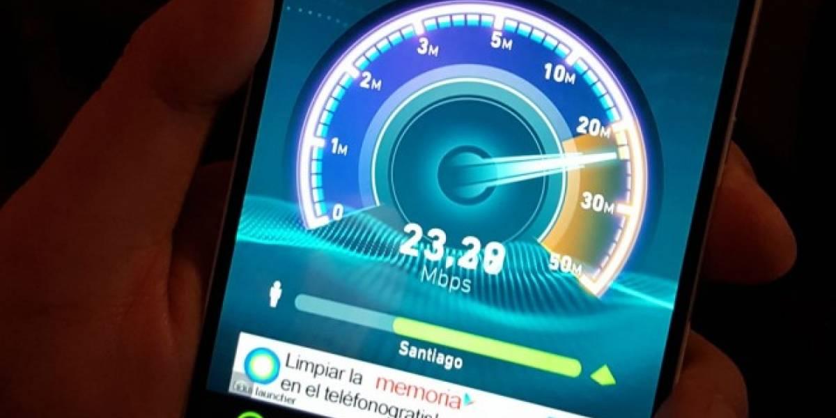 Red 4G en Chile creció casi un 50% en el último trimestre de 2015