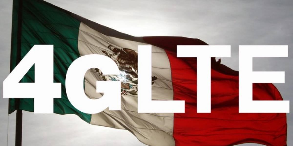 Redes 4G tomarán fuerza en Mexico con América Móvil y Telefónica