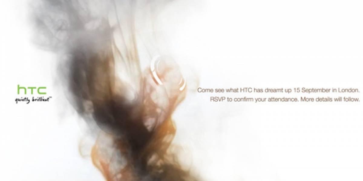 HTC lanzaría Desire HD el 15 de Septiembre de acuerdo a misterioso anuncio