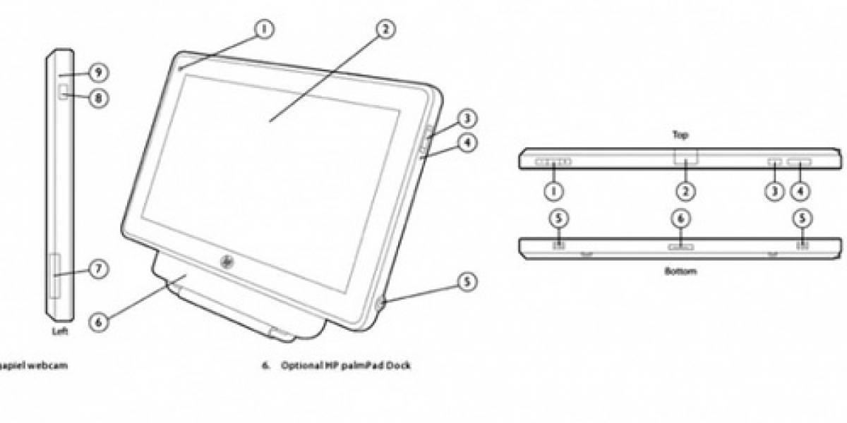 Filtran aspecto y algunas especificaciones de PalmPad