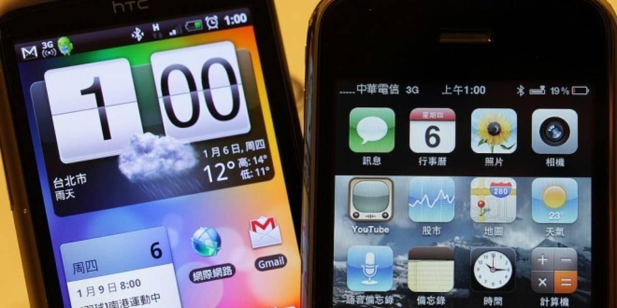 Apple vs. HTC: Juez del caso reconoce validez de patentes de empresa taiwanesa