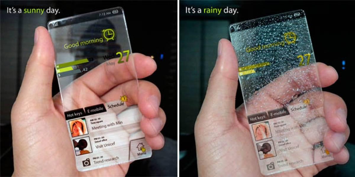 (154) Galería de conceptos de móviles que nunca verán la luz