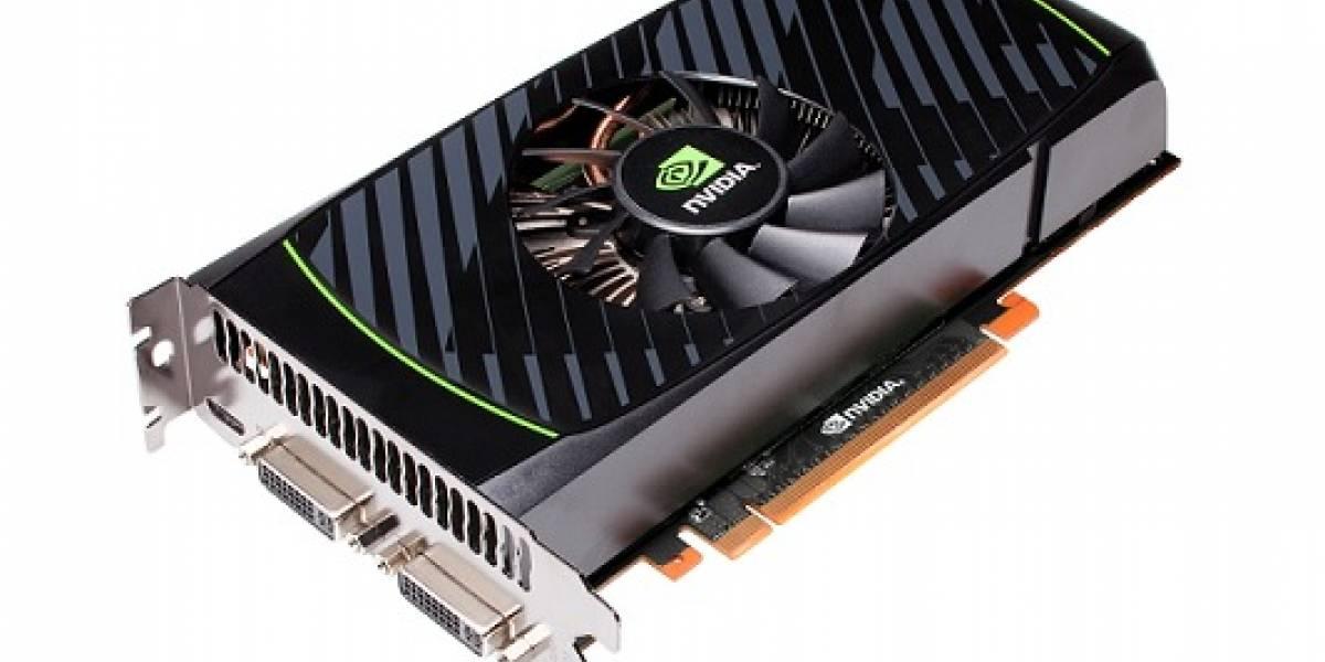 Nvidia Geforce GTX 560 oficialmente lanzada