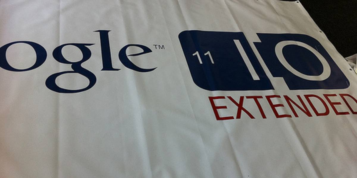 Revive la presentación principal de Google I/O en YouTube