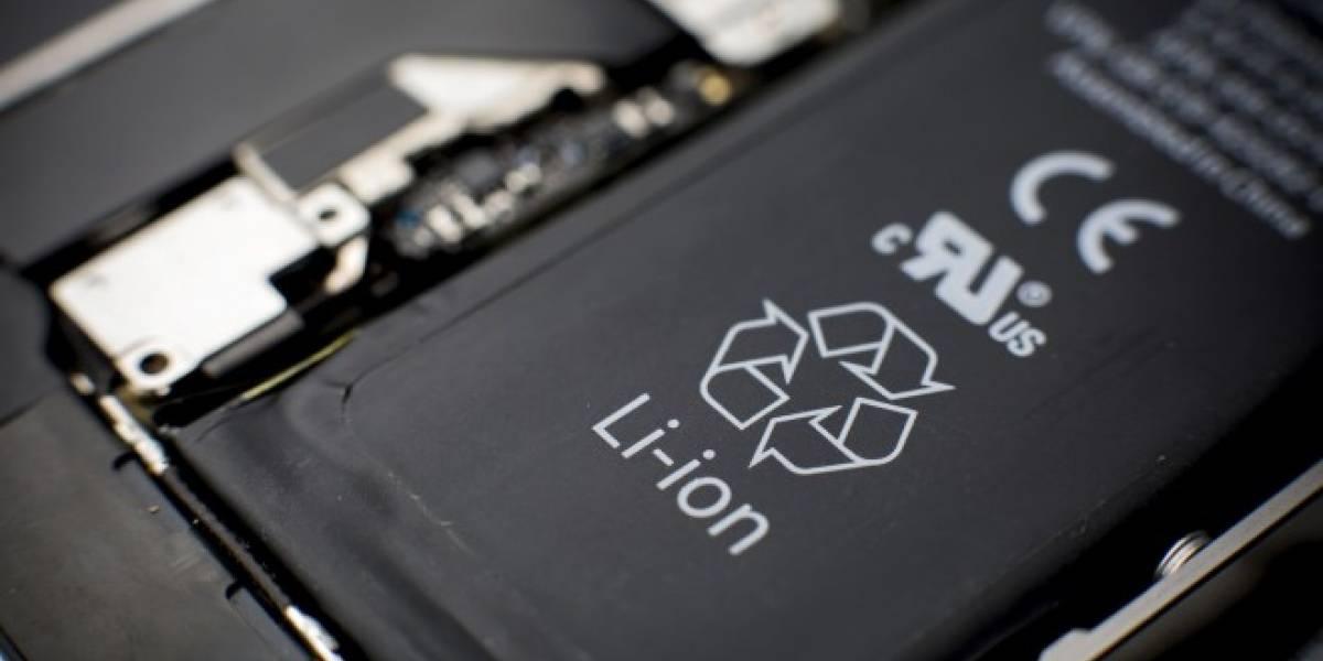 Un fabricante chino está preparando un smartphone con 10000 mAh de batería