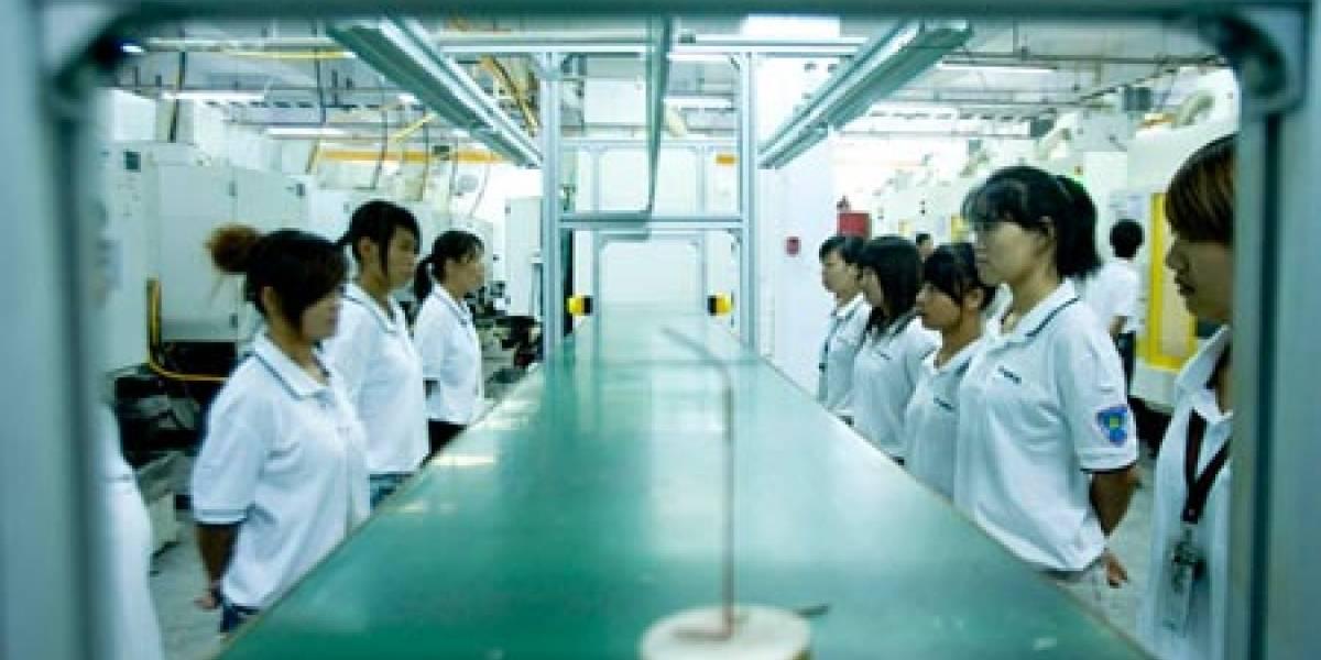 Nuevo suicidio enluta las fábricas de Foxconn