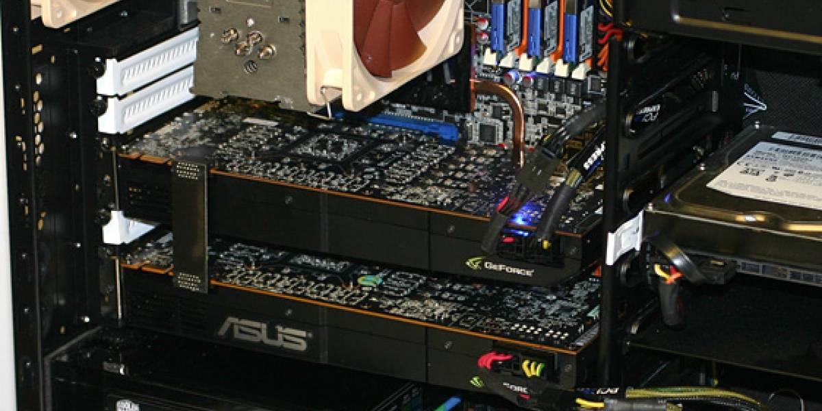 Posible rendimiento de la Nvidia Geforce GTX 590