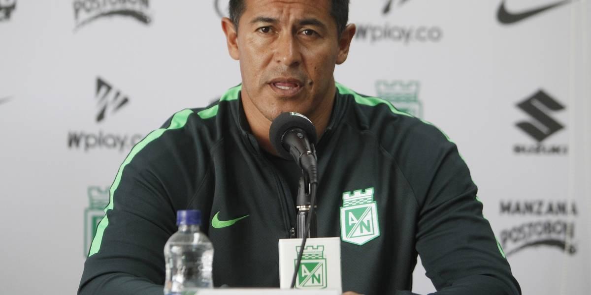 Jorge Almirón, preocupado con su equipo para la Superliga Águila