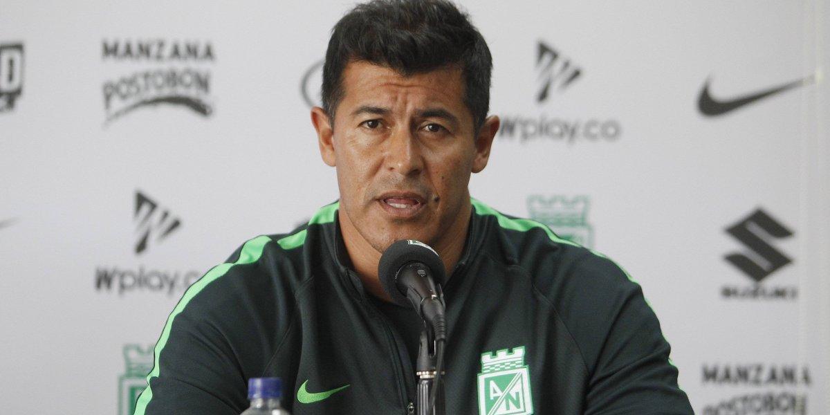 ¿Nuevas excusas? Jorge Almirón habló sobre la derrota de Nacional en Copa Libertadores