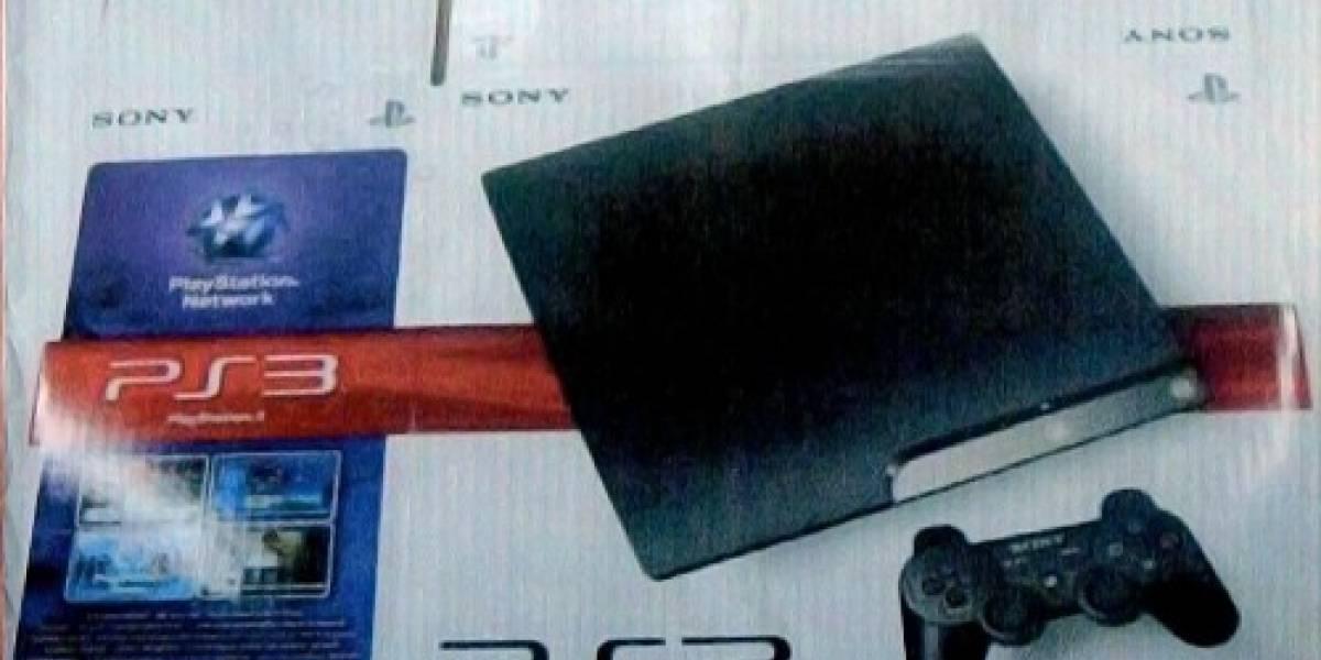 PlayStation 3 Slim existe según los chinos