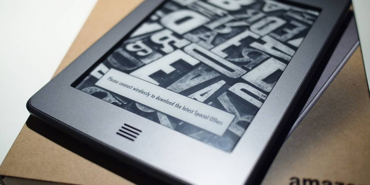 Kindle Wi-Fi Touch ya está disponible para la venta y entrega internacional