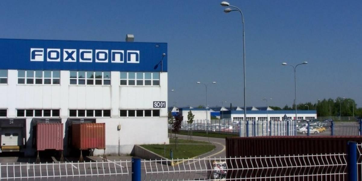 Foxconn planea construir iPhones también en India