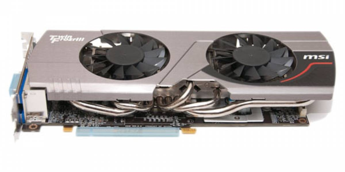 MSI Radeon HD 6950 Twin Frozr III review
