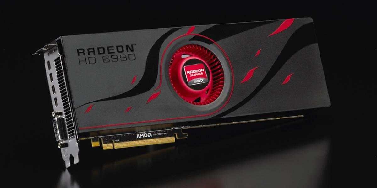 AMD Radeon HD 6990 oficialmente lanzada