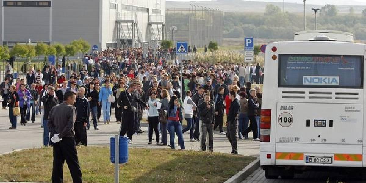 Nokia eliminará 4000 puestos de trabajo hasta fines de 2012
