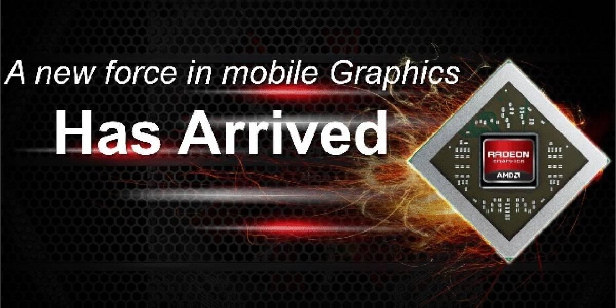 AMD lanza oficialmente sus GPUs Radeon HD 7000M basados en GCN