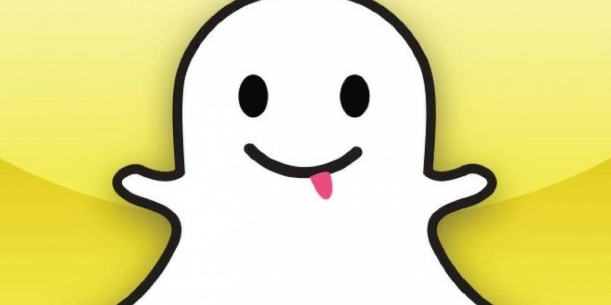 Snapchat podría incorporar selfies en 3D